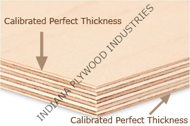 Calibrated Plywood
